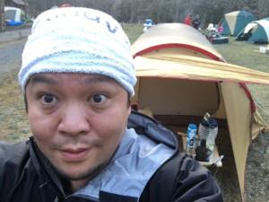 キャンプと複業