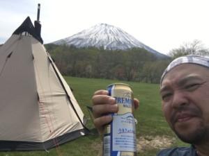 副業王とキャンプ王